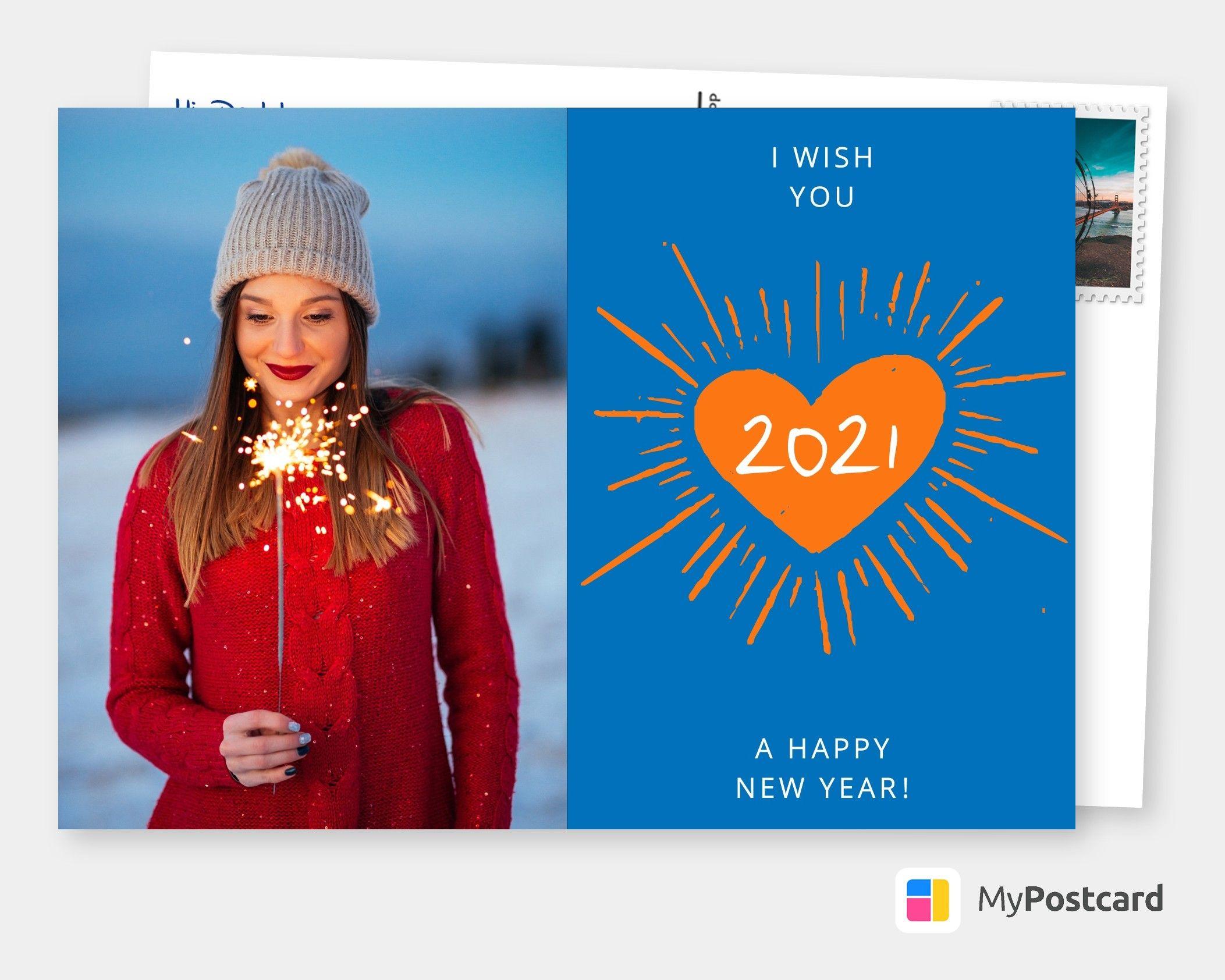 Neujahrswünsche mit MyPostcard versenden! Neujahrswünsche Bilder | Frohes Neues Jahr | Frohes Neues Jahr Karten | Frohes Neues Jahr Grüße | Neujahrswünsche Sprüche | Neujahrswünmsche Lustig | Neujahrsgrüße | Neues Jahr Wünsche | Silvester Karte | Prosit Neujahr | Neujahresgrüße | Prosit Neujahr Sprüche | Neujahrsgrüße Lustig | Neujahr Postkarte. I wish you a happy new year 2021. #Neujahr #Frohe #Neues #Jahr #Silvester #Karten #Postkarte #Neujahrsgrüße
