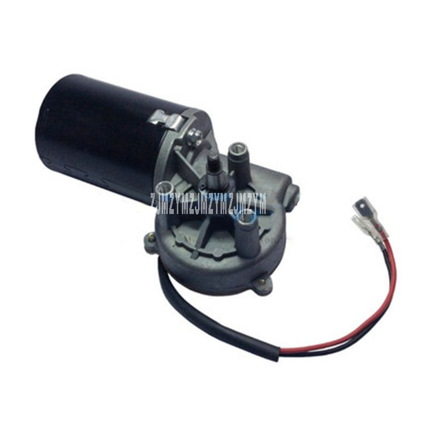 Ts 30gz6287r High Torque 6n M Dc Worm Gear Motor 12v 50rpm Garage Door Replacement Right Angle Reversible Metal Copp Electrical Equipment Telescope