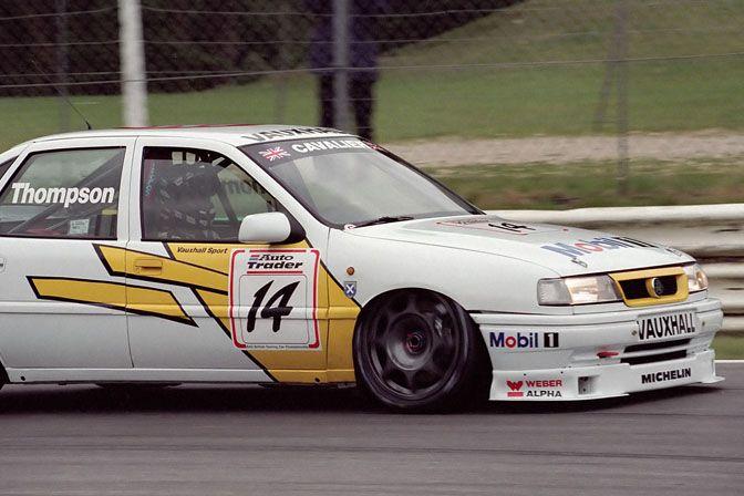 Vauxhall Cavalier Btcc Vauxhall Btcc Gm Car