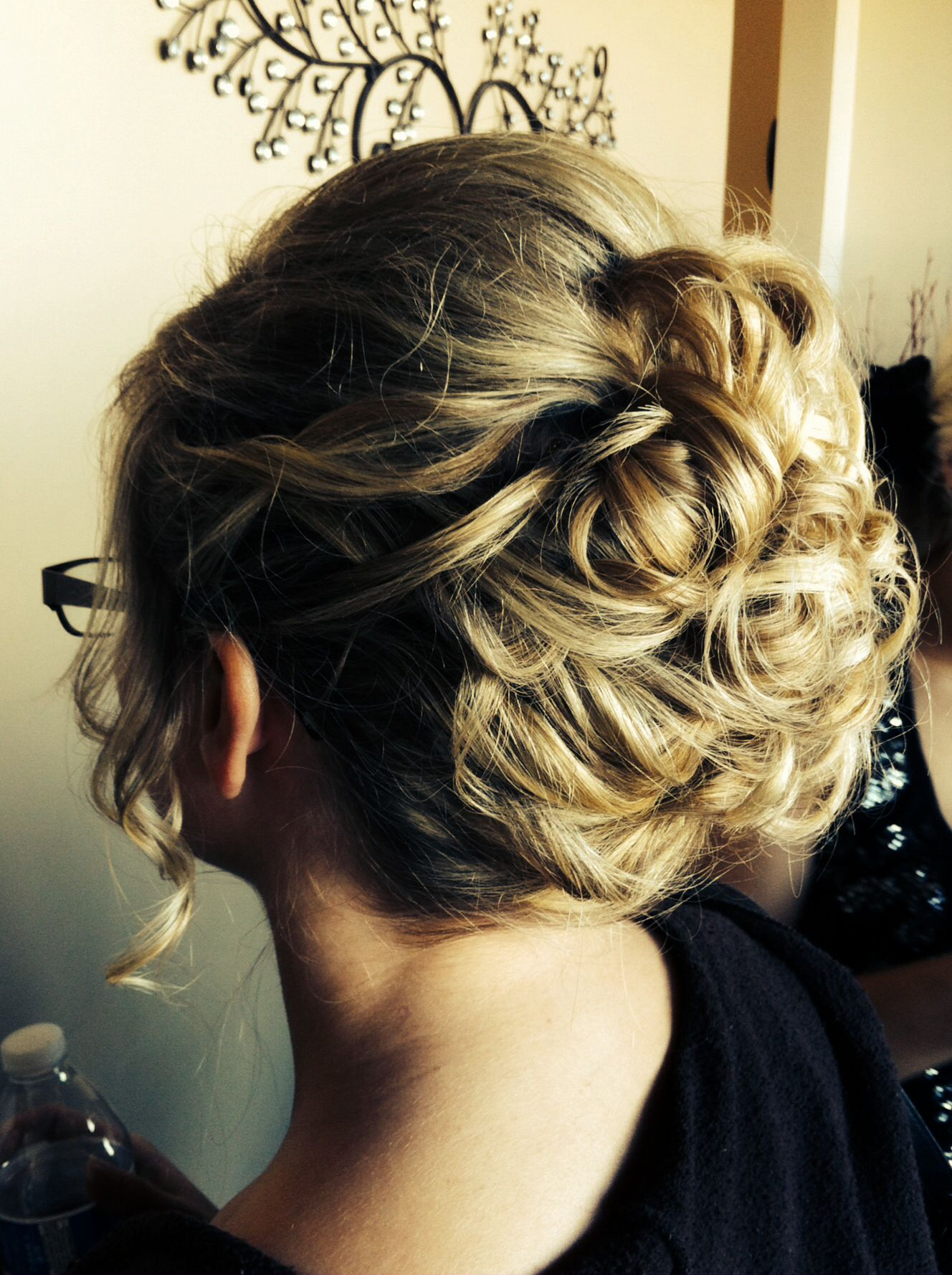 Homecoming updos by janis willis beauty pinterest updos updo