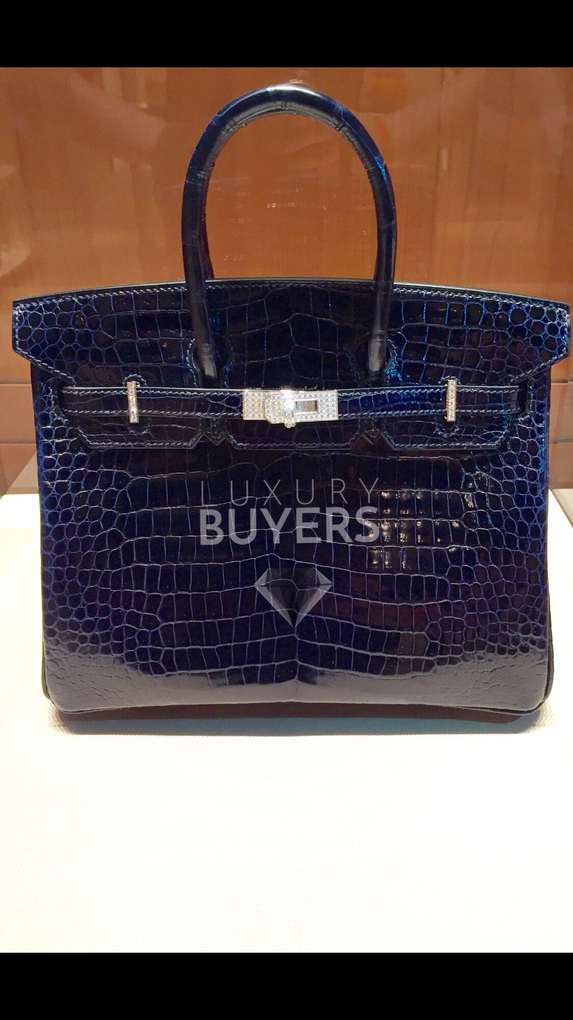 Sell Your Diamond Birkin Bag Online at www.LuxuryBuyers.com   Sell ... daed8b8af4