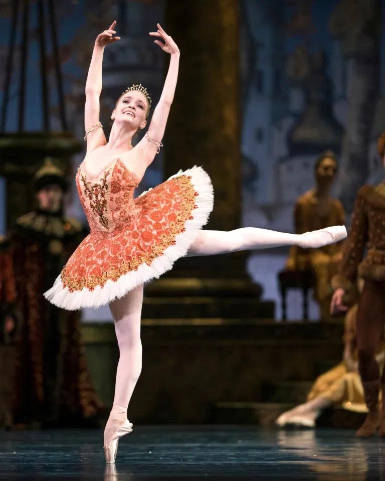 The Sleeping Beauty Program Notes SF Ballet Blog in 2020