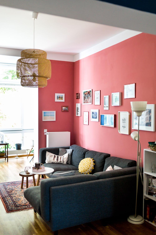 Projekt Traumwohnung 2 0 Endlich Farbe An Den Wanden Mit Schoner Wohnen Farbe Schoner Wohnen Farbe Wohnen Schoner Wohnen