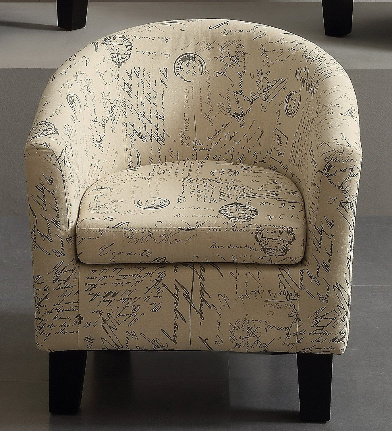 Home Arts And Classy Barrel Chair Club Chairs Accent Chairs