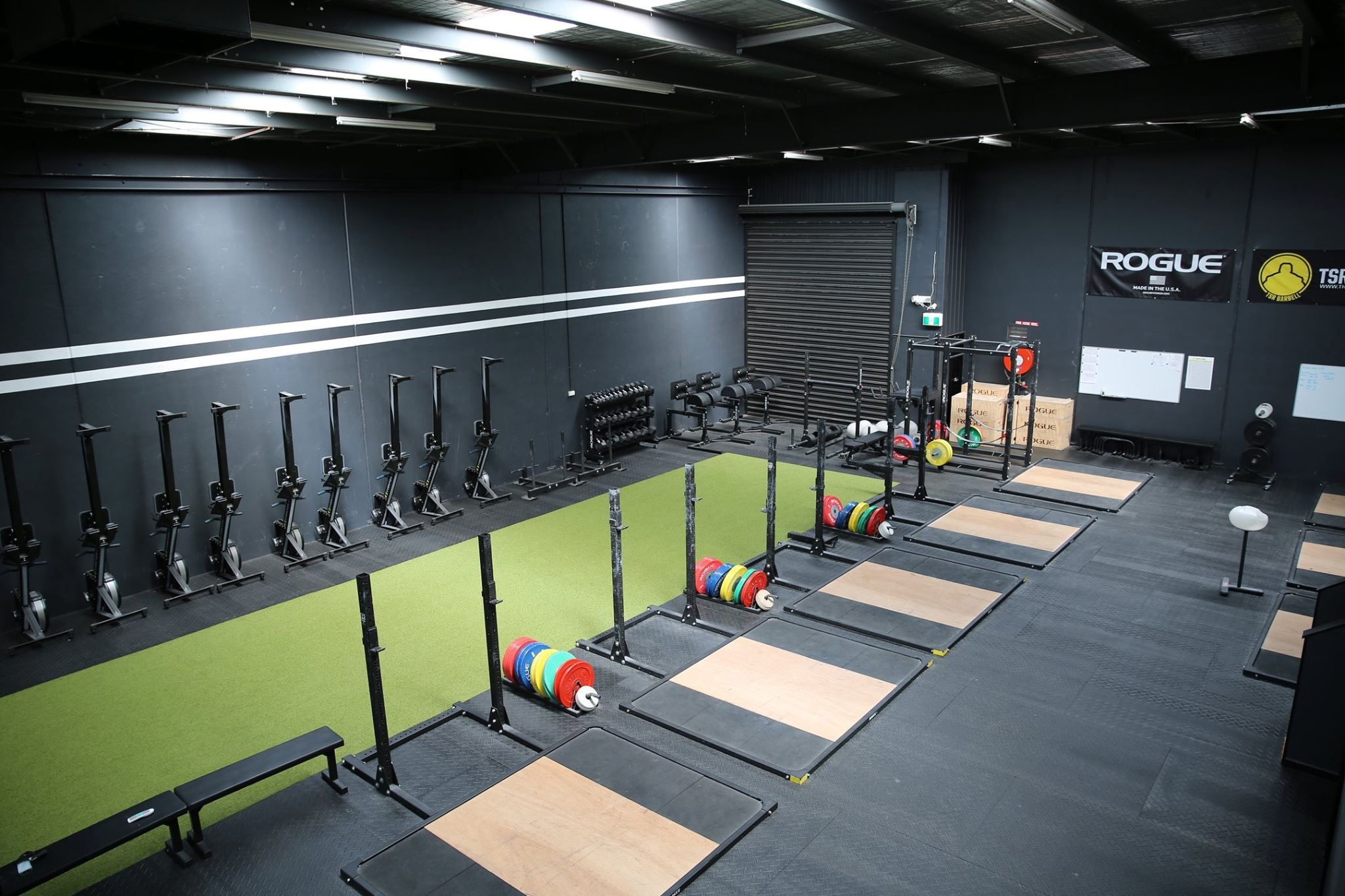 CrossFit Gym Design