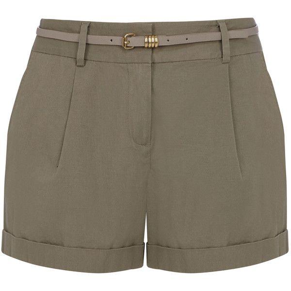 b294a89606eeb2 OASIS Casual Detail Shorts