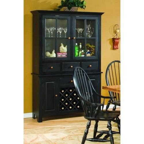 Black Furniture Is Modern And Traditional
