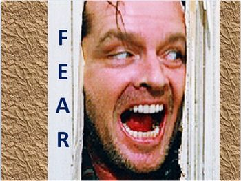 A 27 slide, power point lesson about types of fears and ways to overcome them.