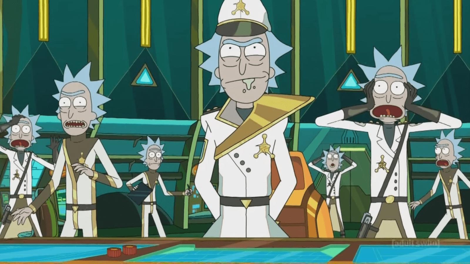Rick And Morty Ricks Personajes De Rick Y Morty Rick Y Morty Rick Y
