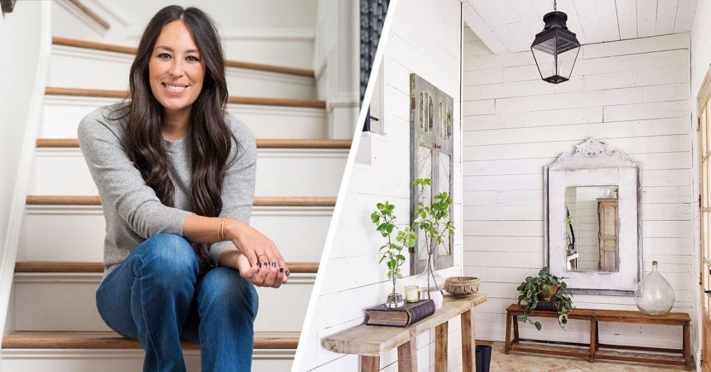 Joanna Gaines' Top 6 Decorating Tips Of All Time