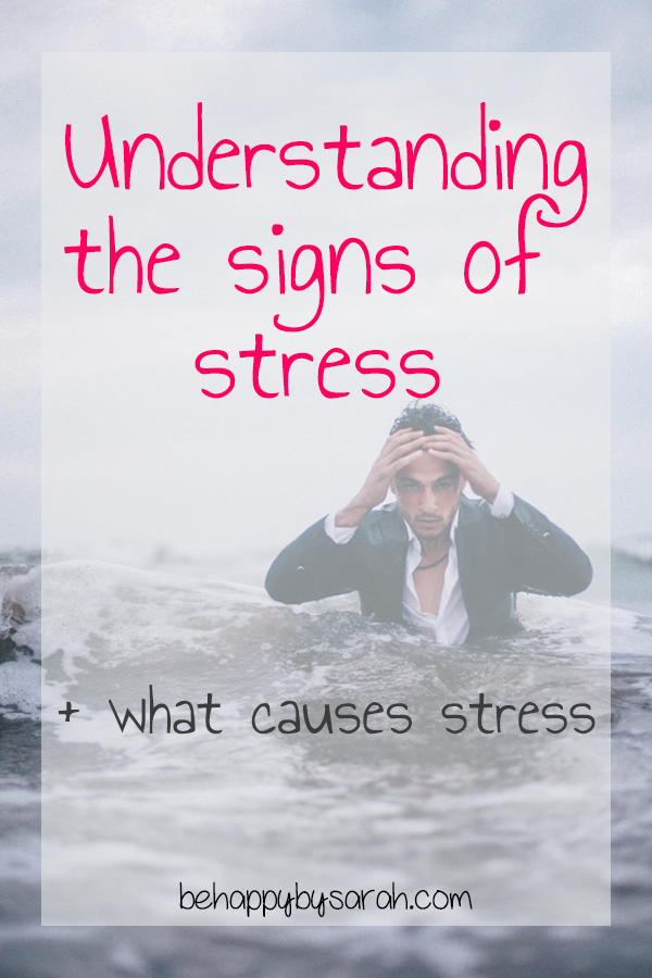 Stress 101: symptoms + how to manage stress | What causes ...