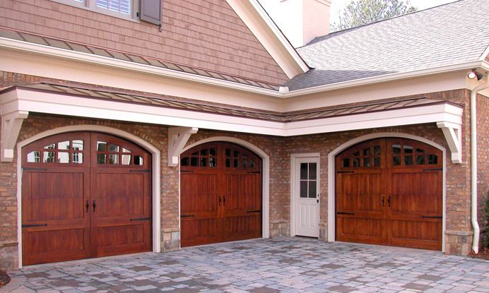 our next house will have carriage style garage doors