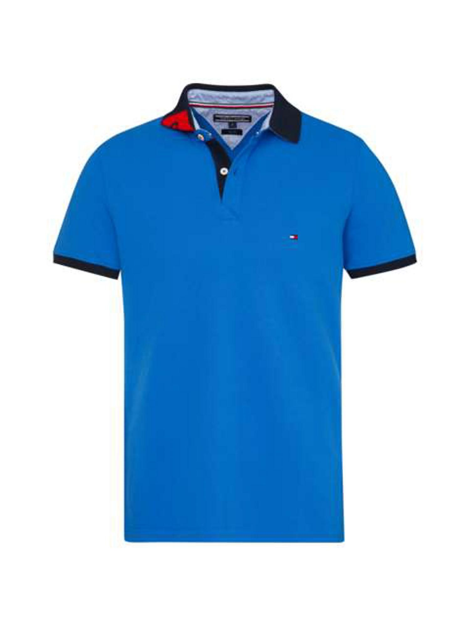 Buy Your Tommy Hilfiger Tommy Jacquard Polo Top Online Now At House Of Fraser Why Not Buy And Collect In S Mens Polo Shirts Tommy Hilfiger