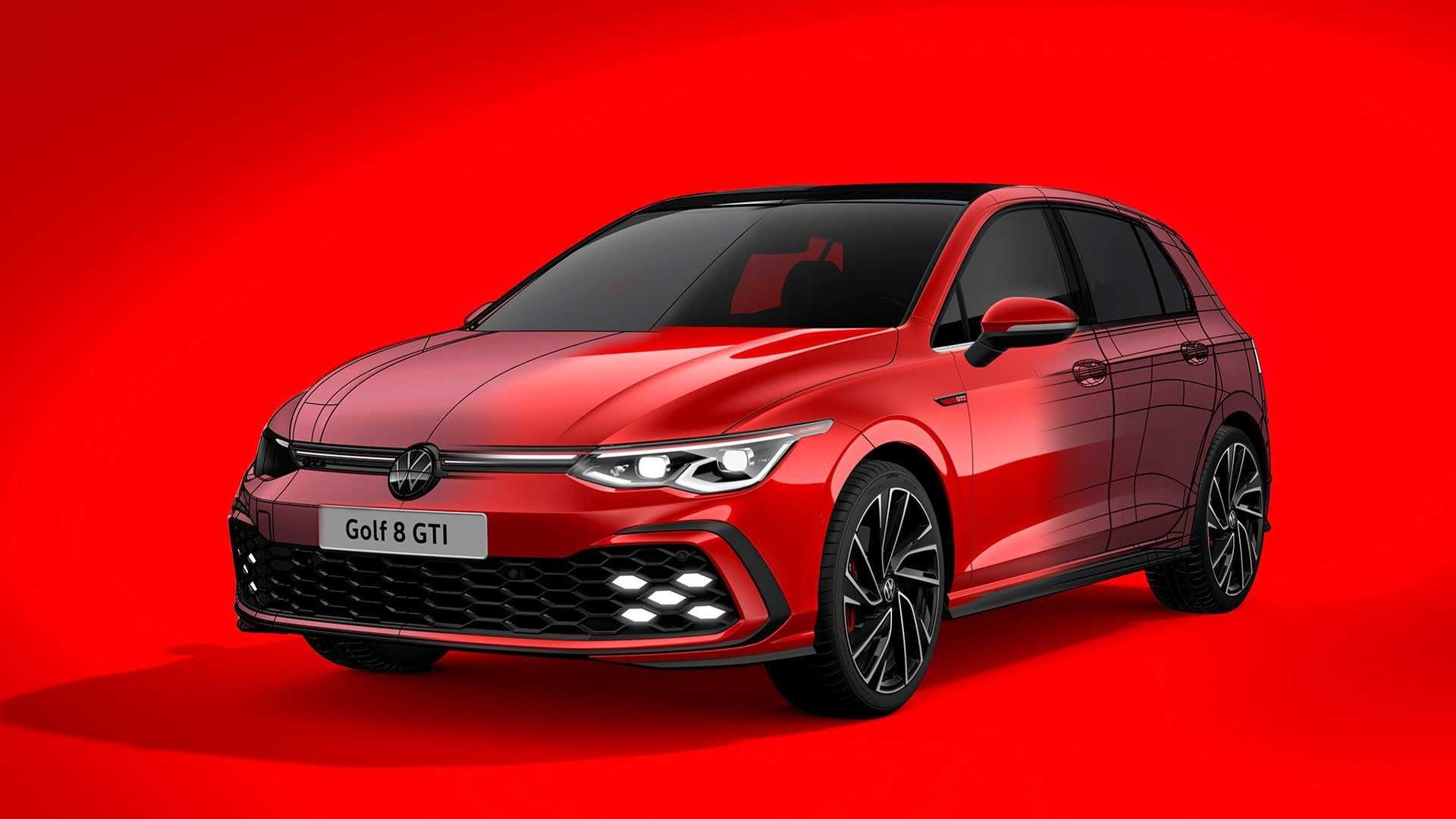 2022 Volkswagen Golf Gtd In 2021 Golf Gti Volkswagen Gti