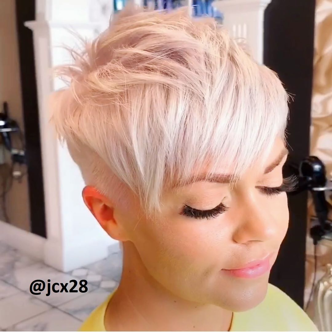 Kurze rosa Frisuren Trends - Frisuren Stil Haar - kurze und lange