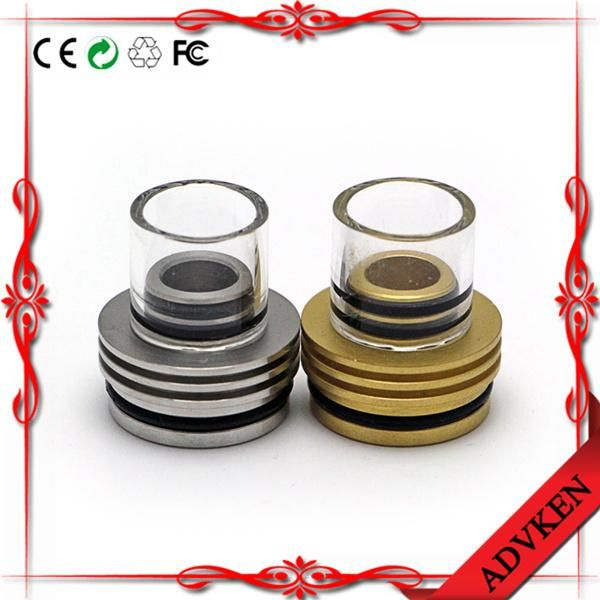 Wholesale drip dip for e cigarette 510 thread atomizer glass