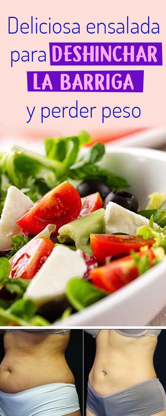 recetas saludables para perder peso rápidamente