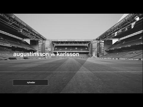 Augustinsson vs Karlsson: Duel med drillerier!