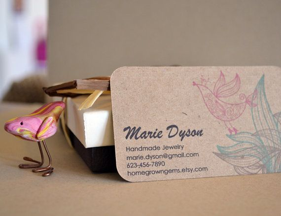 30+ Eco-Friendly Recycled Paper Business Card Designs | business ...