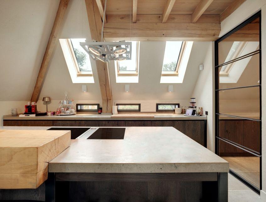Daglicht Je Keuken : Inspiratie voor een keuken met het mooiste daglicht en warme
