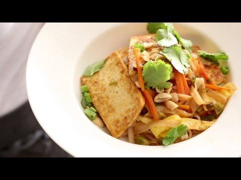 Vegetable and tofu pad thai everyday food with sarah carey vegetable and tofu pad thai everyday food with sarah carey youtube forumfinder Images