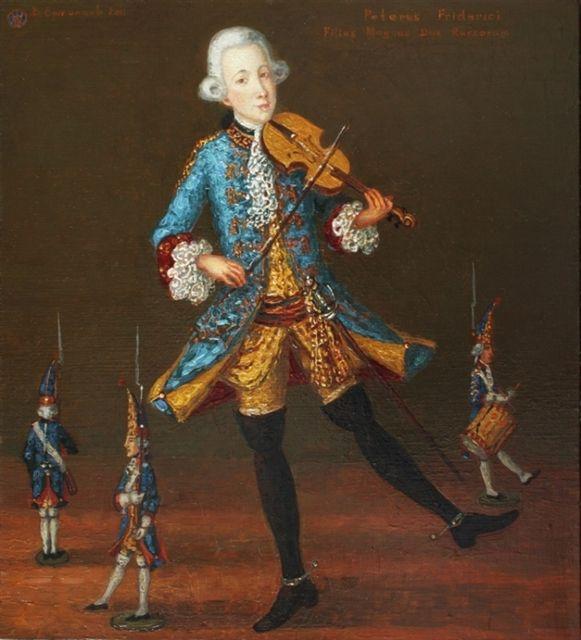 Император Петр III Феодорович
