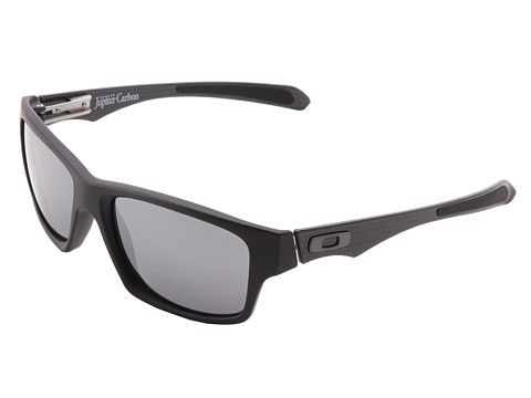 49abdf423e Oakley Jupiter Carbon Matte Black W/ Black Iridium | ESHP Journal ...