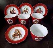 christmas dinnerware set | eBay & christmas dinnerware set | eBay | China \u0026 Crystal | Pinterest ...