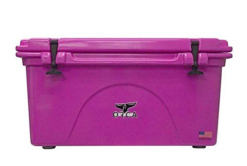Orca 75 Qt Cooler Pink Continue To The Product At The Image Link This Is An Amazon Affiliate Link And I Receive A Commission For T Orca Cooler Cooler Orca