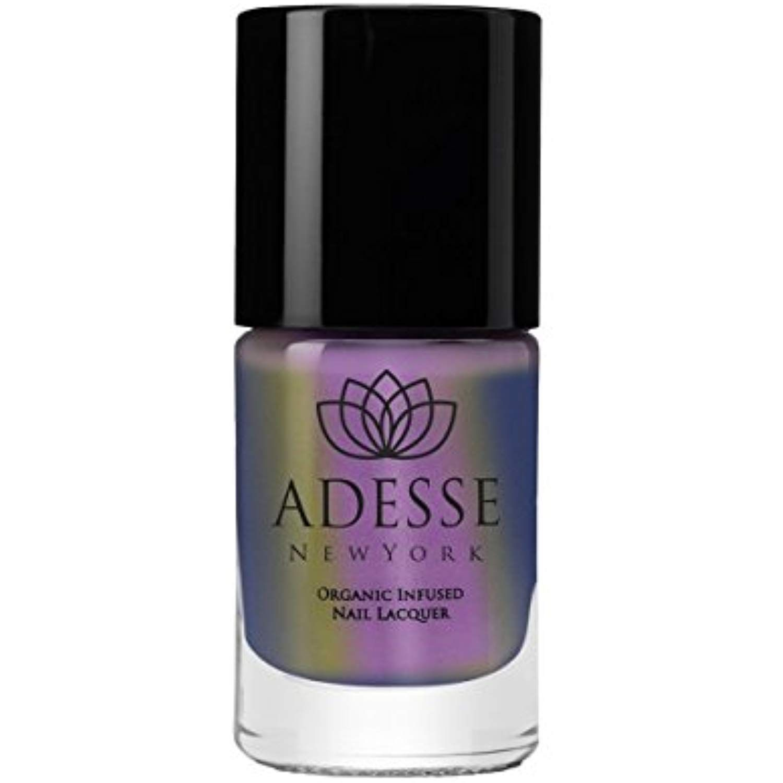 Adesse new york organic infused liquid chrome nail polish