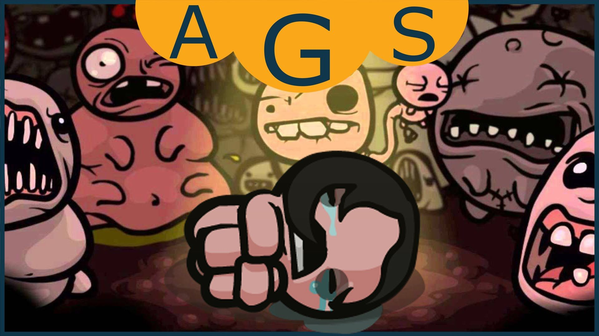 The Binding of Isaac Afterbirth Gameplay Eve vs Mom Womb