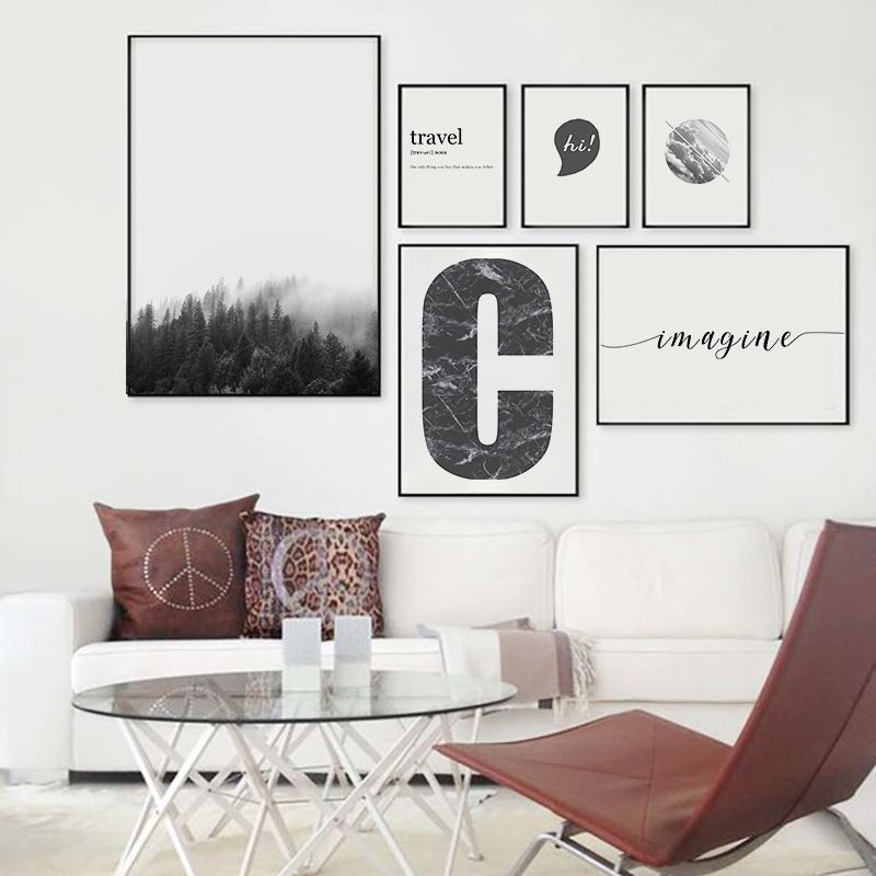 Cheap Picture For Living Room, Buy Quality Wall Pictures Directly From  China Posters And Prints Suppliers: Posters And Prints Wall Art Canvas  Painting Wall ...