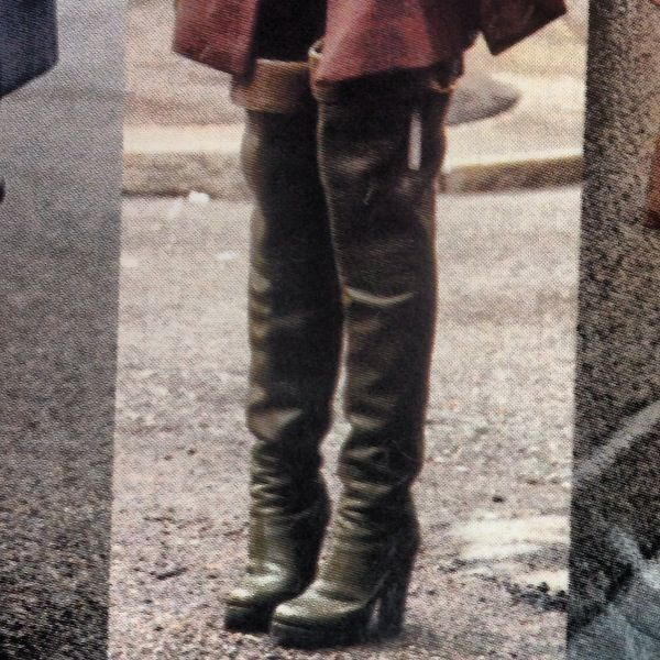 Does anybody know where these tigh high boots are from??!