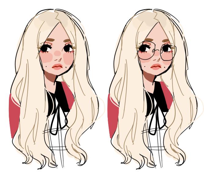 i changed chiemi's design BIG time красоты Pinterest