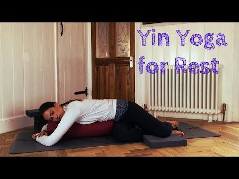 YouTube | yoga voor artrose/artrites - Yoga