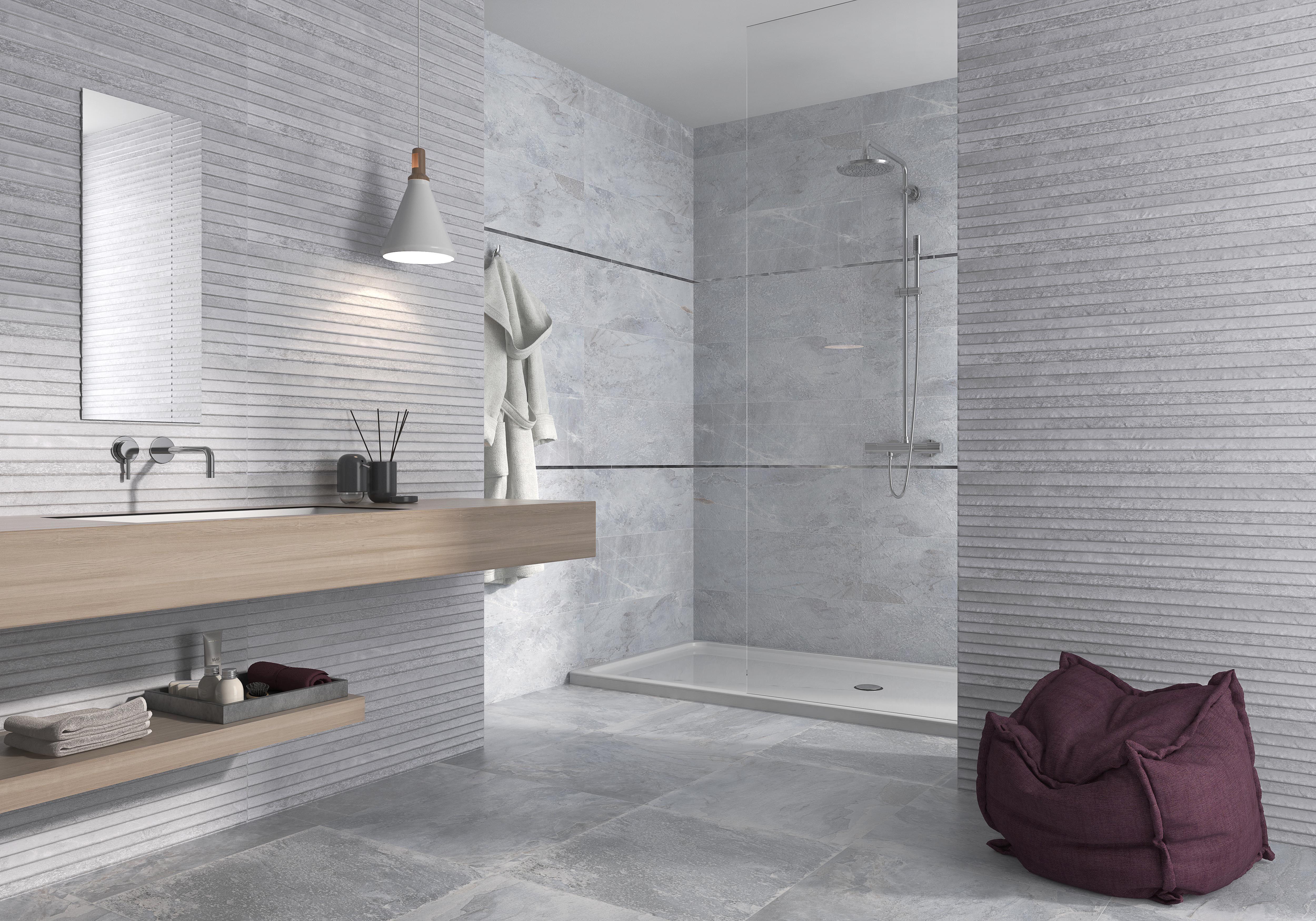 AMB HD Nature 30x90 | Arquitectura - Publiditec | Pinterest | Baño ...