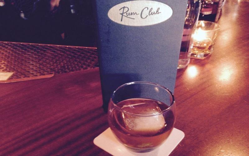 Clown's Prayer Cocktail at the Rum Club http://www.examiner.com/article/portland-bar-scene-clown-s-prayer-at-the-rum-club…