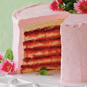 Strawberry Jam Filling Recipe Recipe Filling Recipes Homemade Jam Cake Fillings