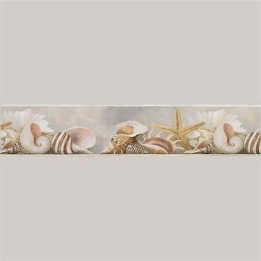 Shells Wallpaper Border Multi Earth Things I Like