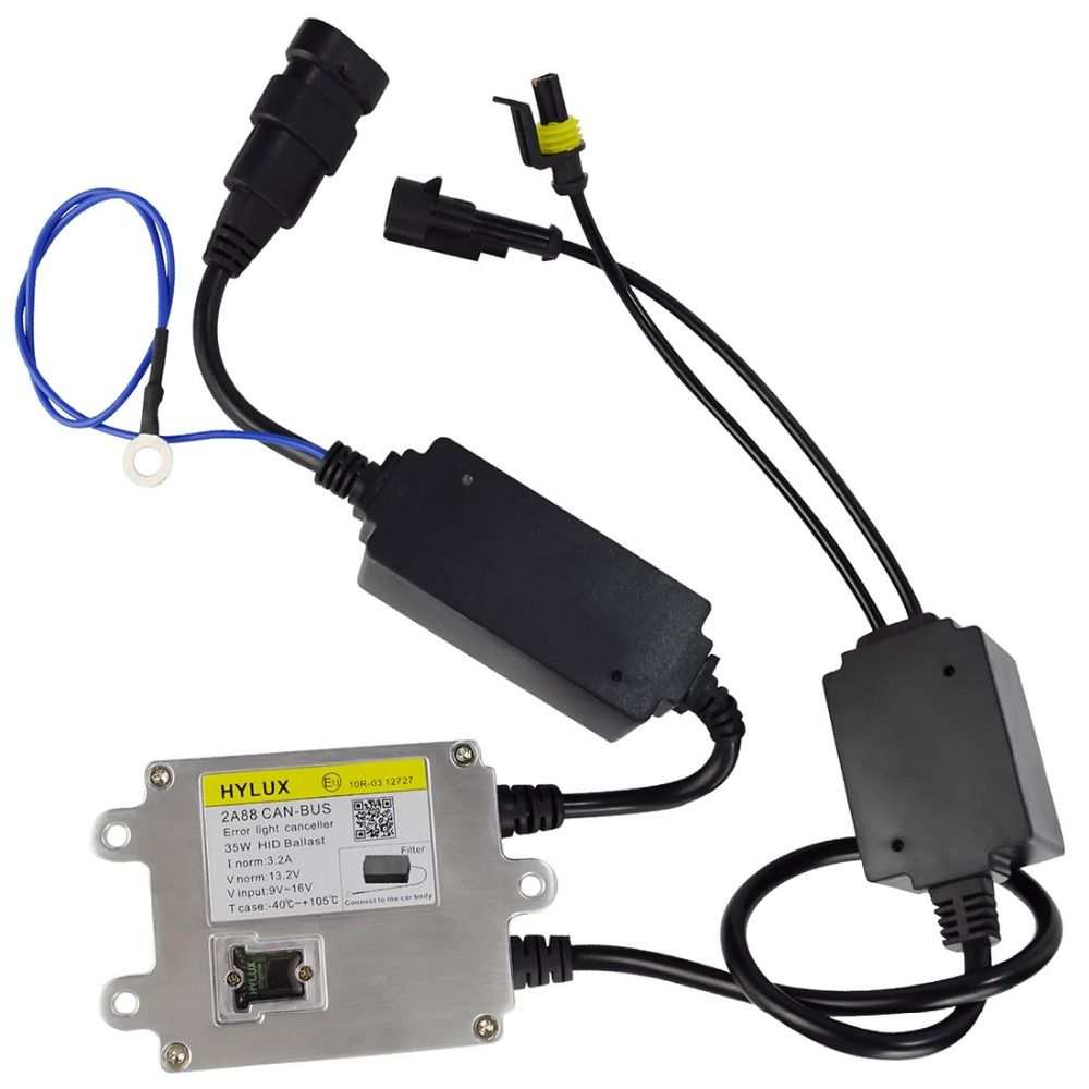 How To Connect Hid Ballast