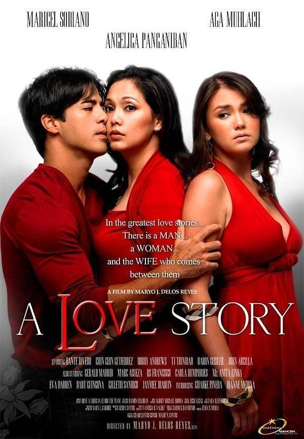A Love Story (2007) | Filipino Movies in 2019 | Love story movie
