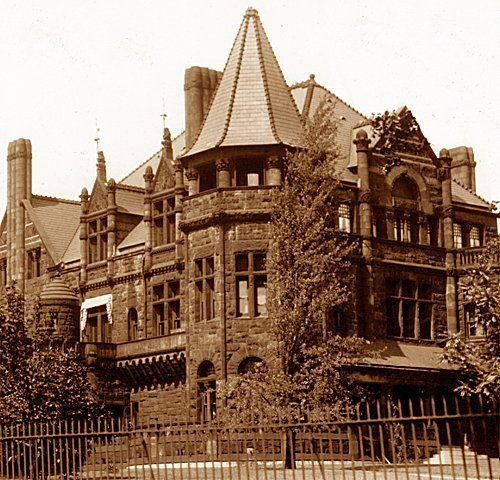 Millionaires Row Abandoned Mansions From Days Gone By