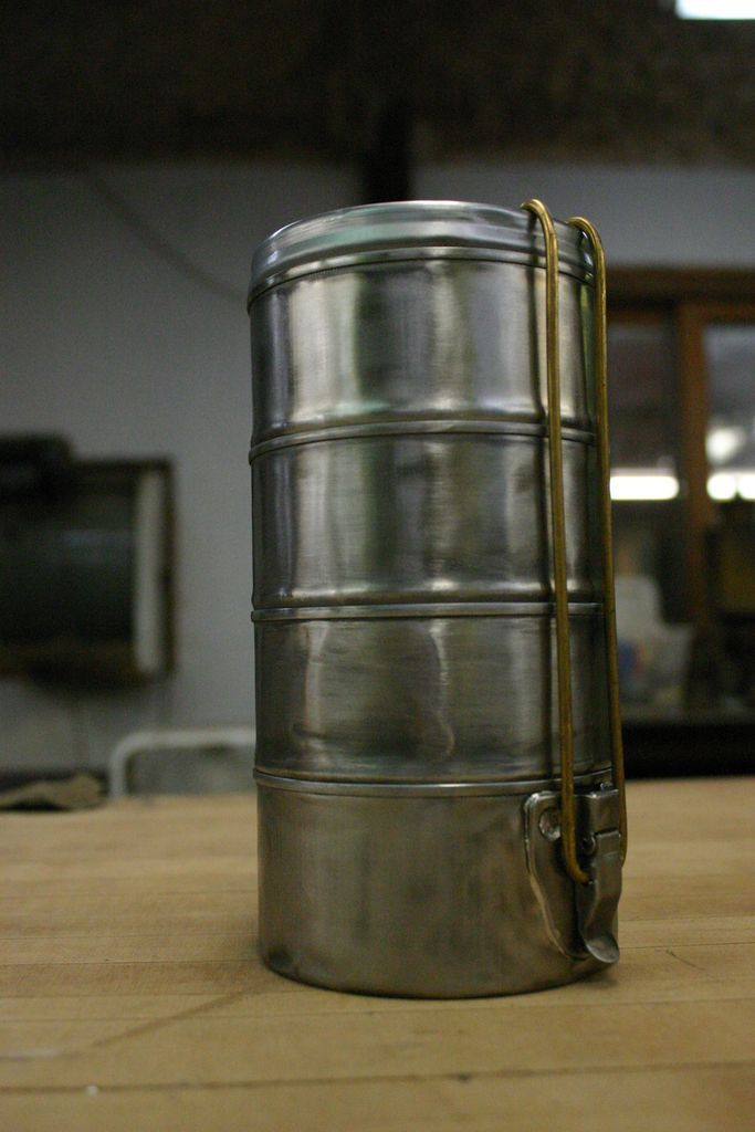 Tuna Can Tiffin Box A Tiffin Box Is A Stacked Lunch Box Tools And Other Items May Cost Too Much To Make Stainless Steel Tiffin Bocan Be Bought For