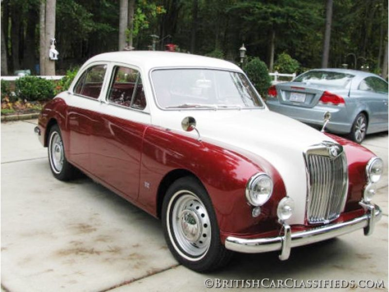 For Sale Mg Za Magnette 1959 Cars Classic Cars Euro Cars