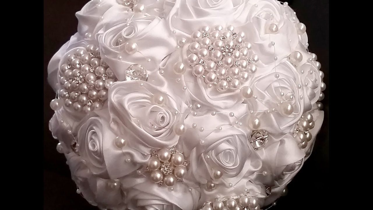DIY Brooch Bouquet Kit How to Make your Bouquet & Groom's ...