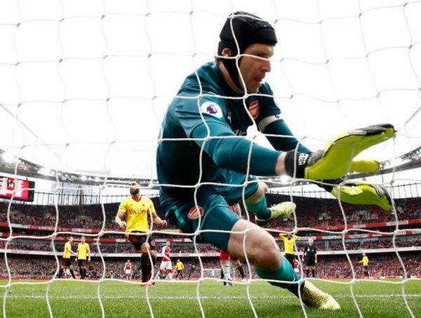 Maillot Extérieur Arsenal Petr Cech