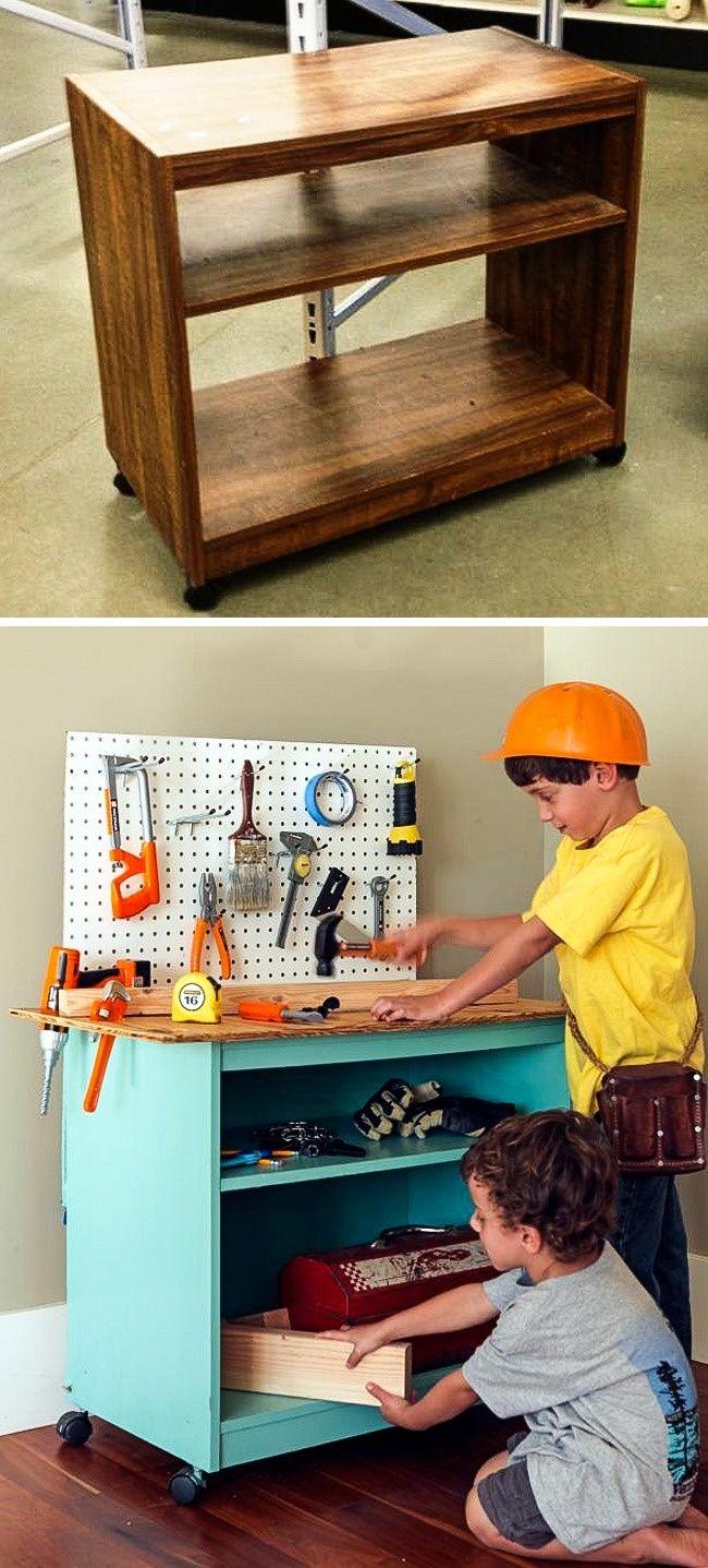 15 Ideas creativas para renovar tus viejos muebles | Genial guru ...