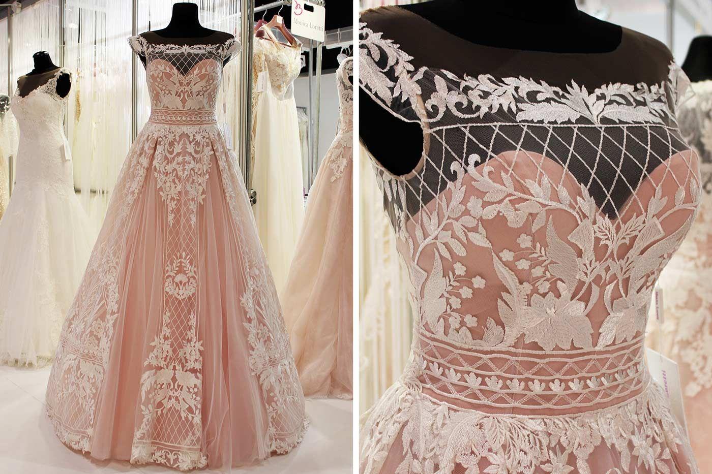 WOW! Wundervolle Brautkleider mit Vintage Flair  Hochzeitskleid