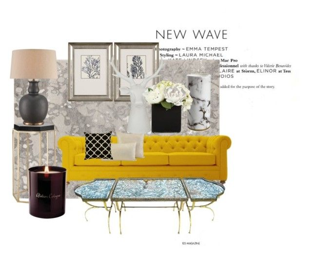 Unled #2 by rawneta on Polyvore featuring polyvore, interior ...