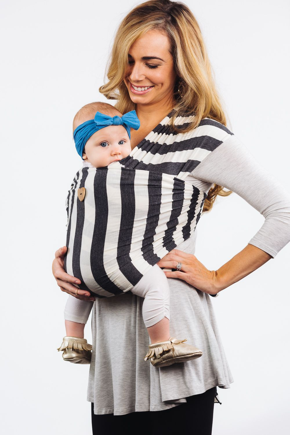 The Softest Most Stylish Baby Carrier Wrap Around Ack Wrap